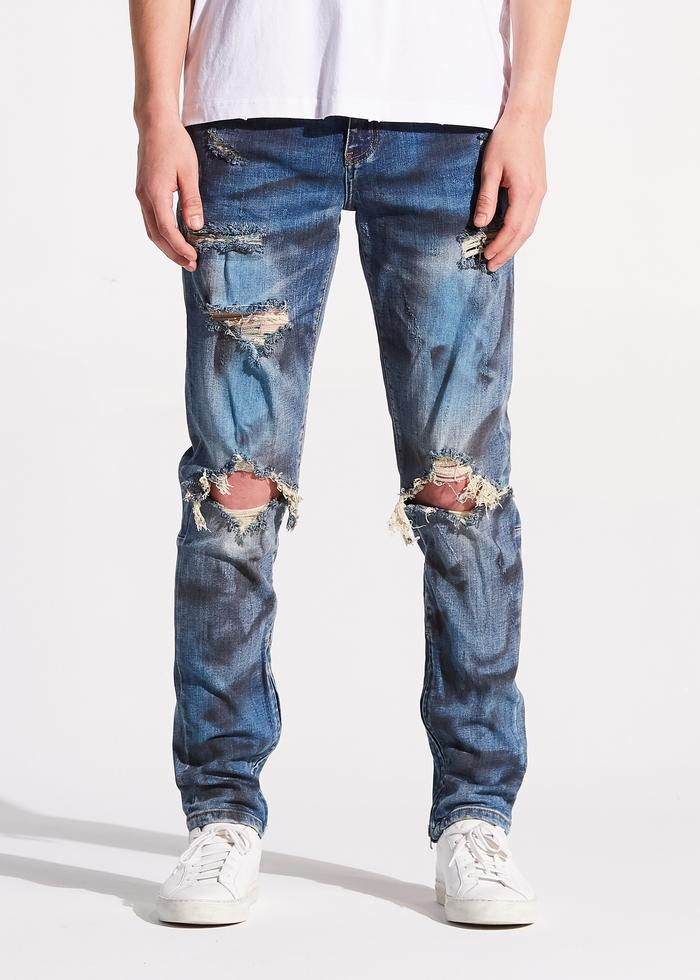 Pacific Denim (Indigo Inked)