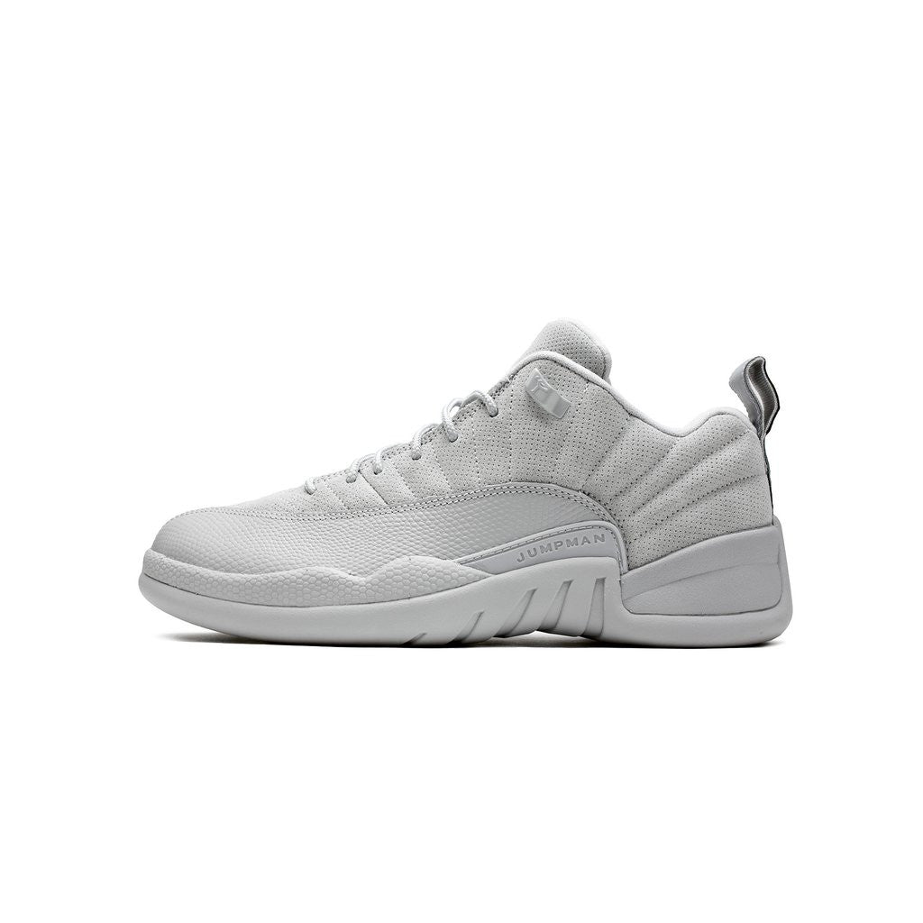 "Air Jordan 12 Retro Low ""Wolf Grey"" GS"