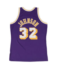 Magic Johnson Swingman Jersey Los Angeles Lakers