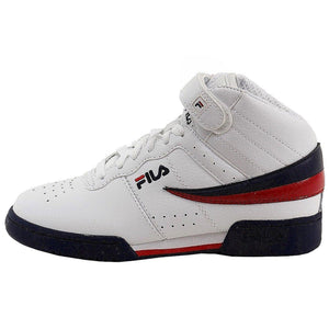 F-13 White/Navy/Red GS