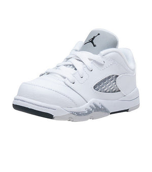 "Air Jordan 5 Retro Low ""Metallic Silver"" TD"