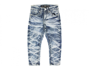 Kids Bleached Denim