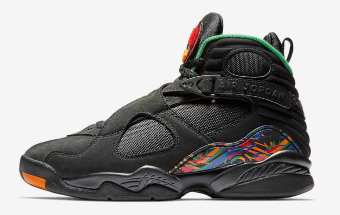 "Air Jordan 8 Retro ""Air Raid"" PS"
