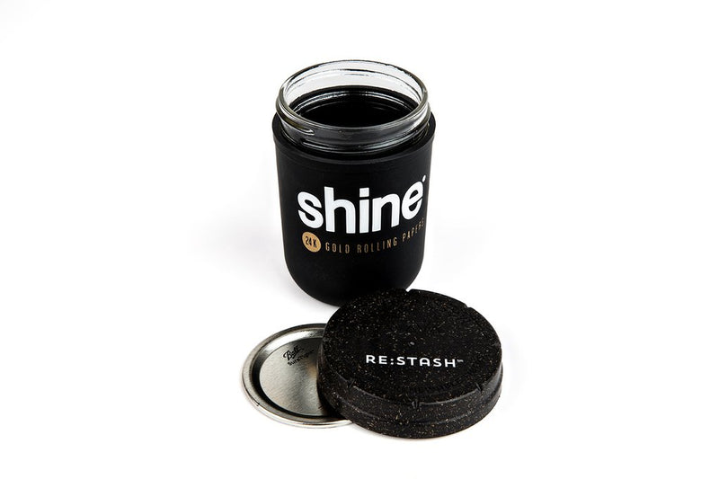 Shine x Re-Stash Jar