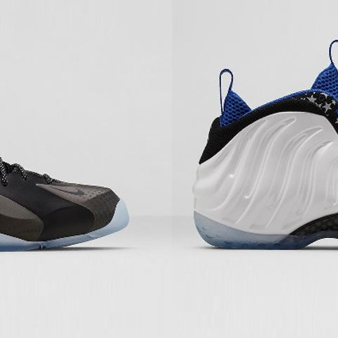 83da2ca623e Shooting Star Pack Foamposite