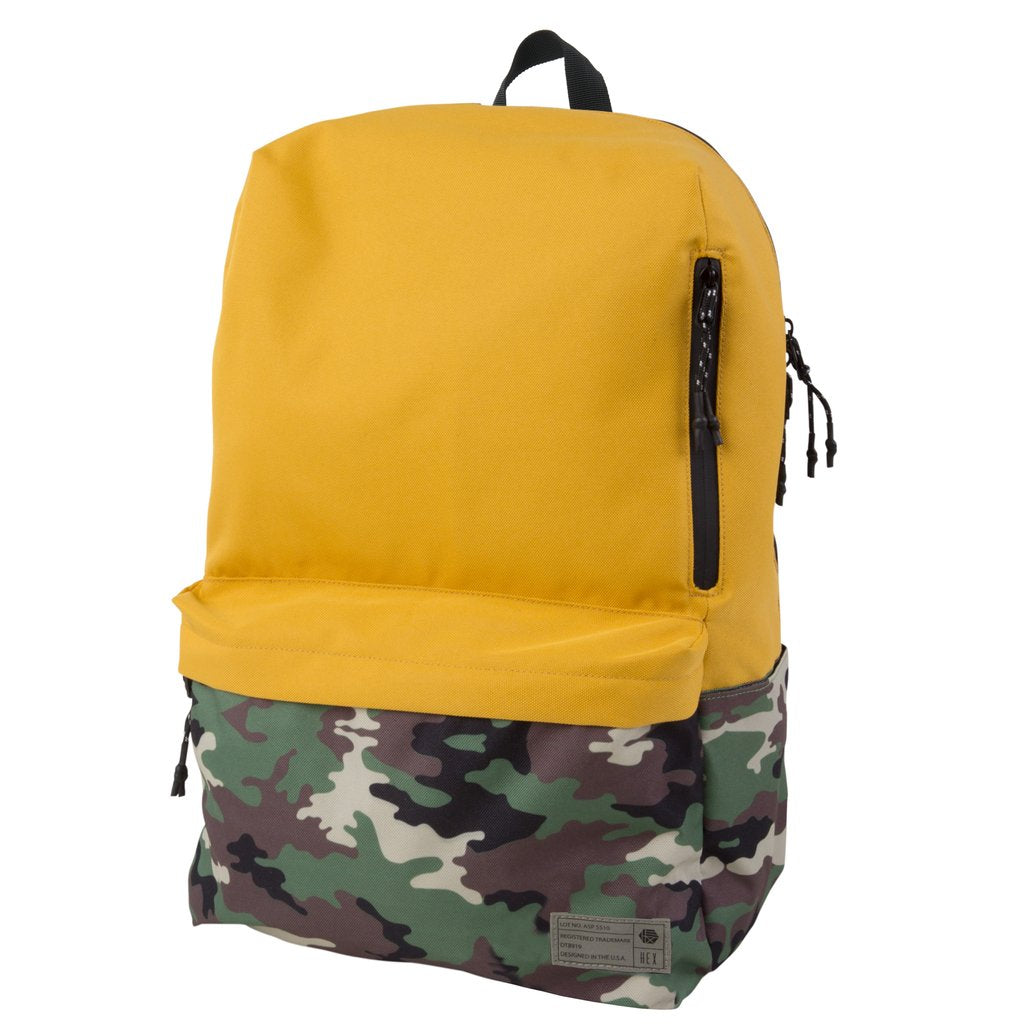 Aspect Exile Gold Camo Backpack