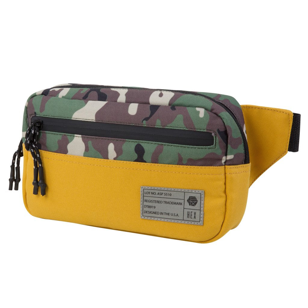 Aspect Gold Camo Waist Pack
