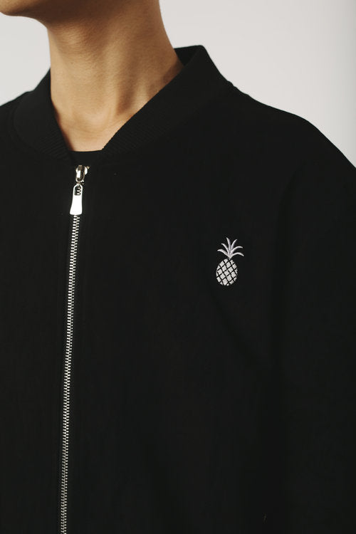 AKU Bomber Jacket Black