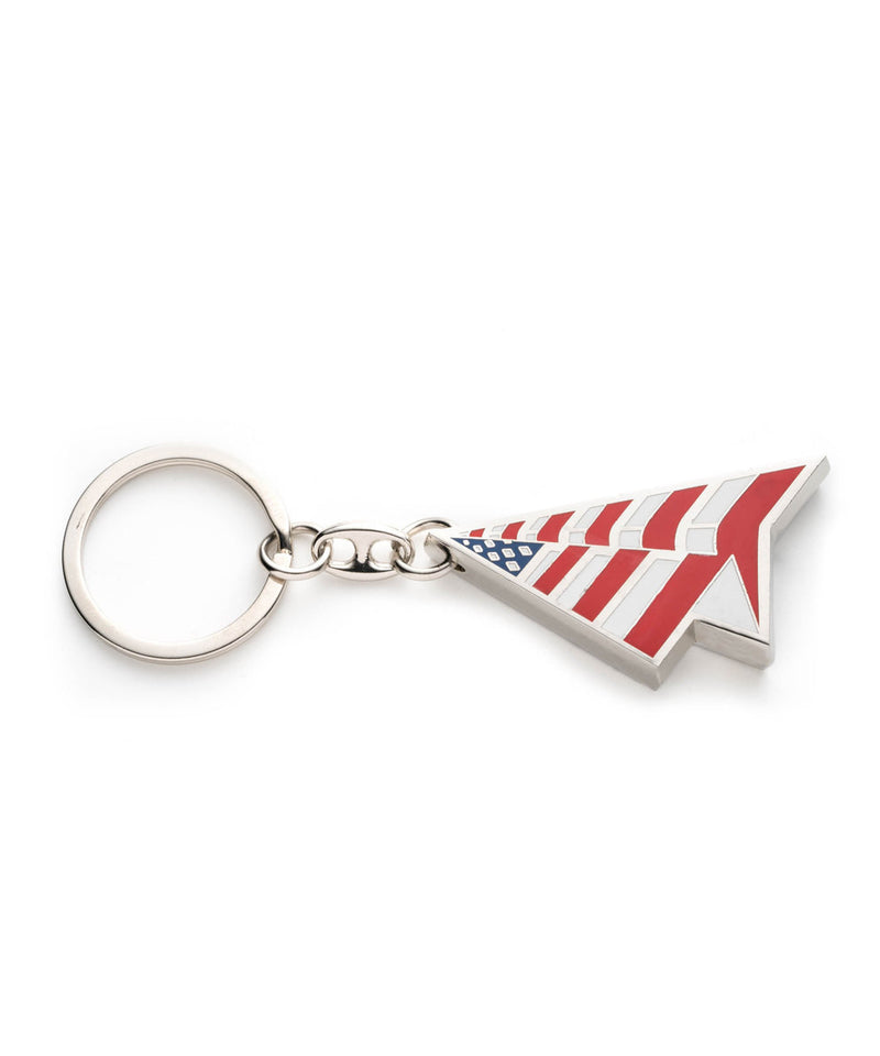 Independence Keychain (Nickel Plated)
