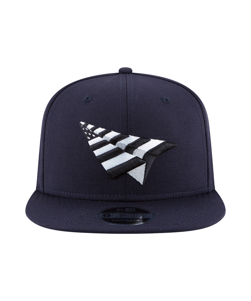 The Original Navy Boy Old School Snapback