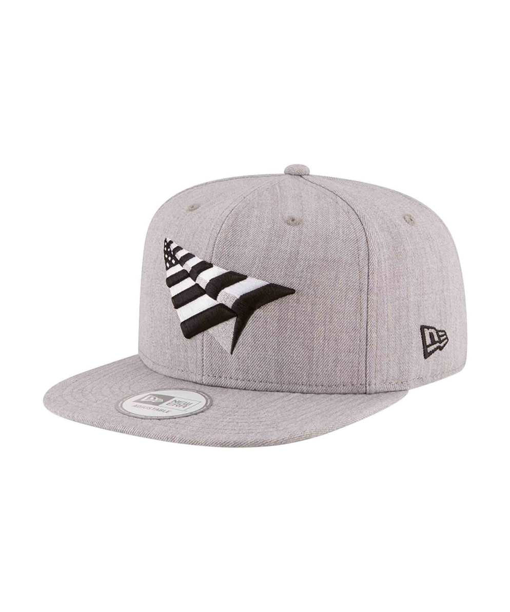 The Crown Grey Boy Snapback