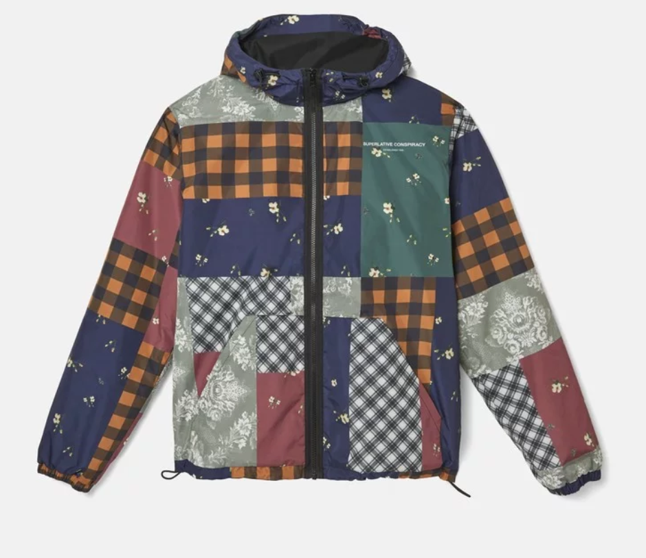 The Patchwork Wind Jacket