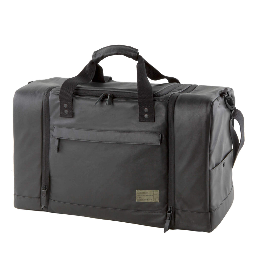 Hex Calibre black sneaker duffle