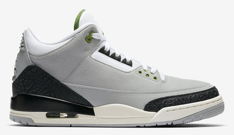 "Air Jordan 3 Retro Tinker ""Chlorophyll"" GS"