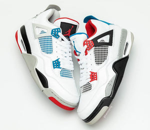 "Air Jordan 4 Retro ""What The"""