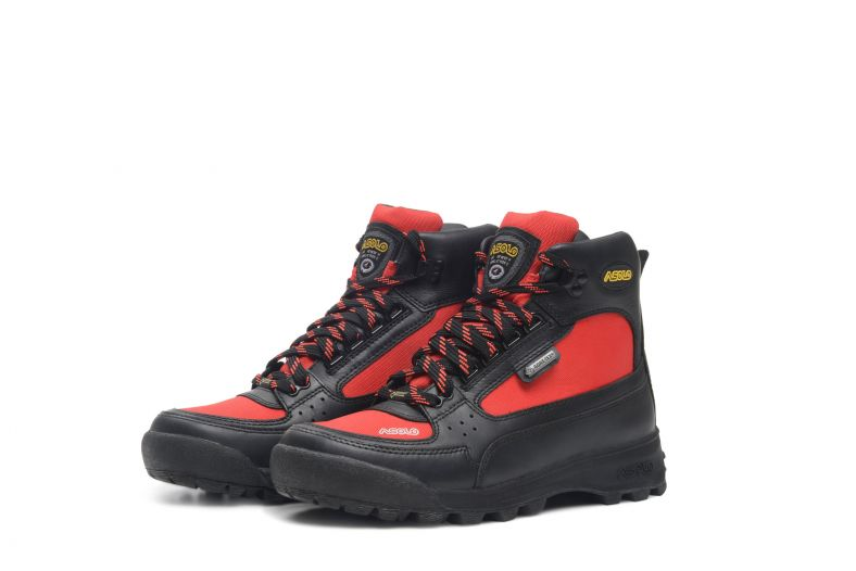 Skyriser Black-Red