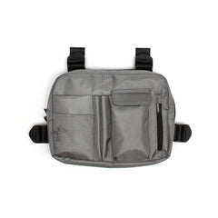 Grey Chest Bag