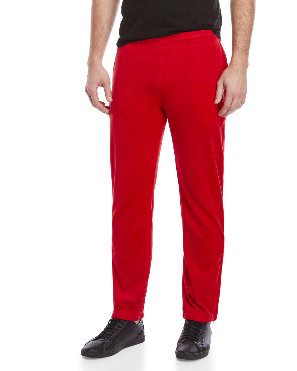 Yard Velour Pant Chinese Red