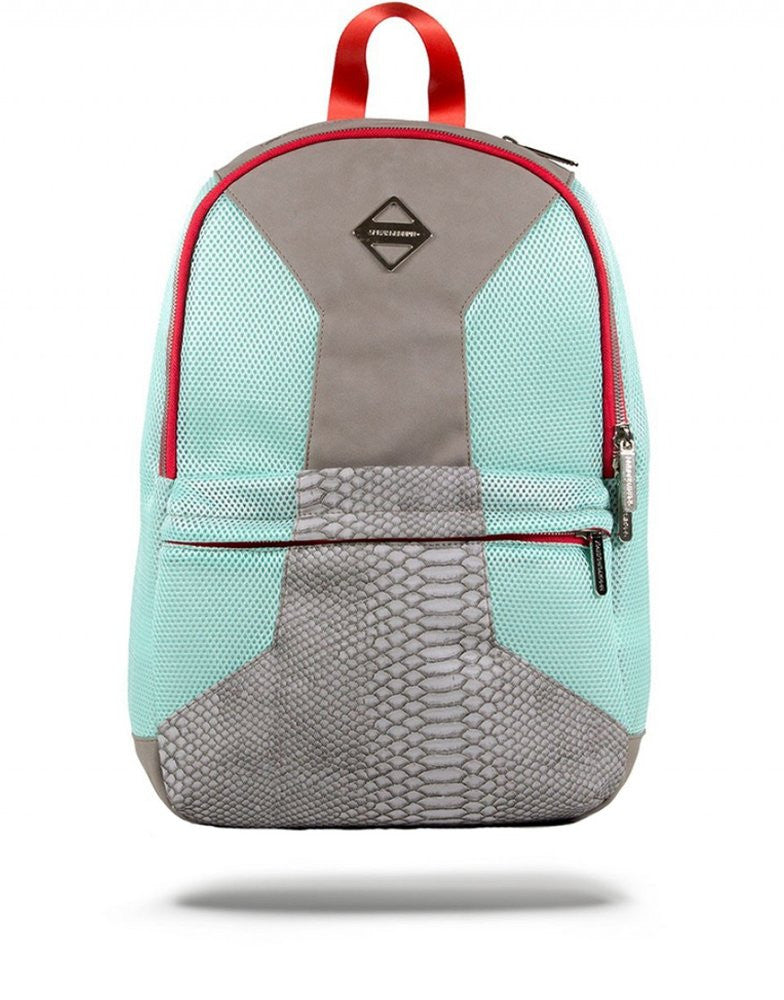 Sprayground Grey Future Cut & Sew Backpack