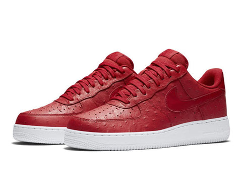 Air Force 1 Low Gym Red