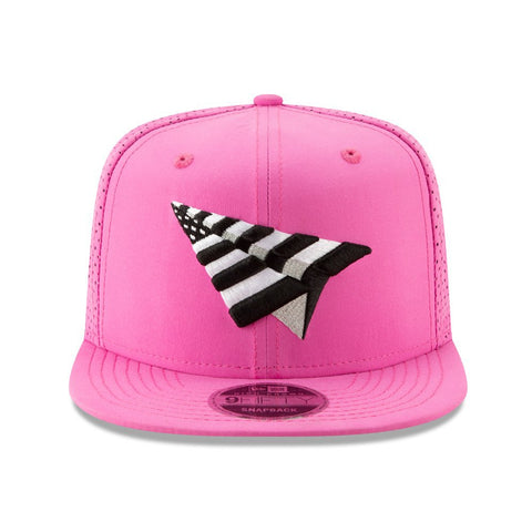 The Crown On The Run II 9Fifty Hi Crown Pink