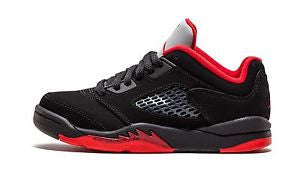 "Air Jordan 5 Retro Low ""Bred"" PS"
