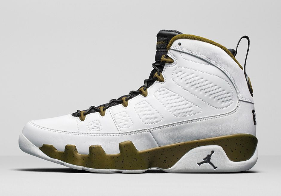 "Air Jordan 9 Retro ""Statue"" GS"