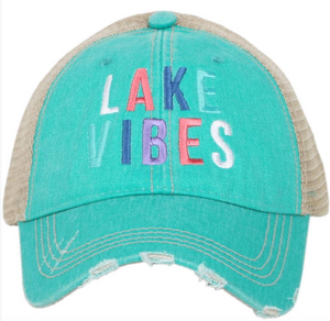 Teal Lake Vibes