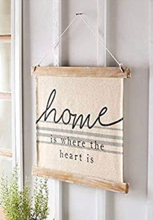 Home Canvas Hanger