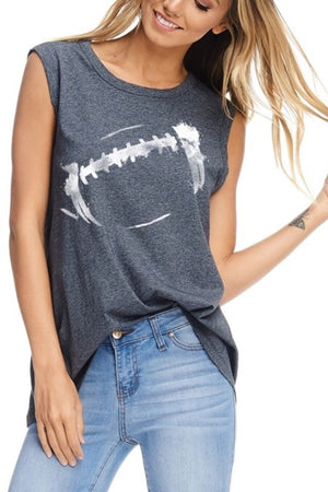 Football Graphic Tank