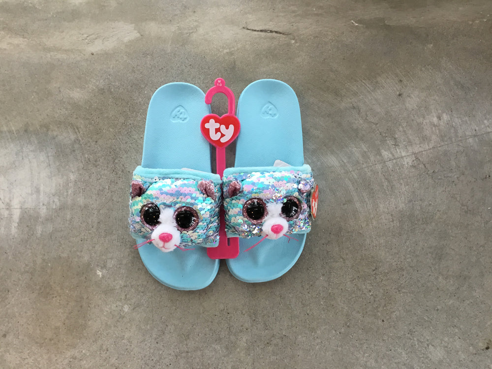 TY Slide Sandals Whimsy