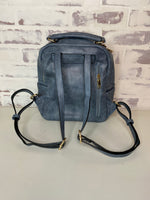 Finn Backpack with Side Pocket