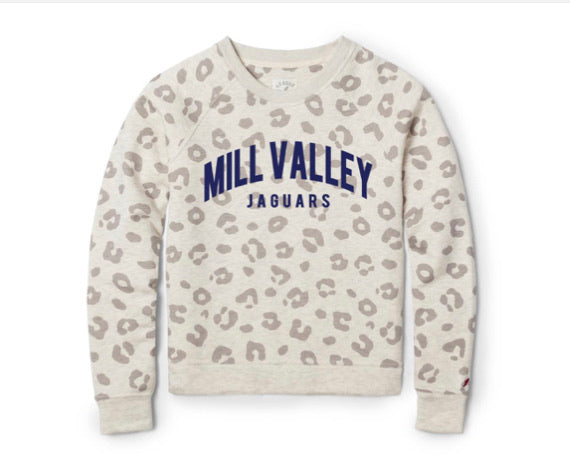 Mill Valley Leopard Top