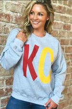 KC Crew Sweatshirt