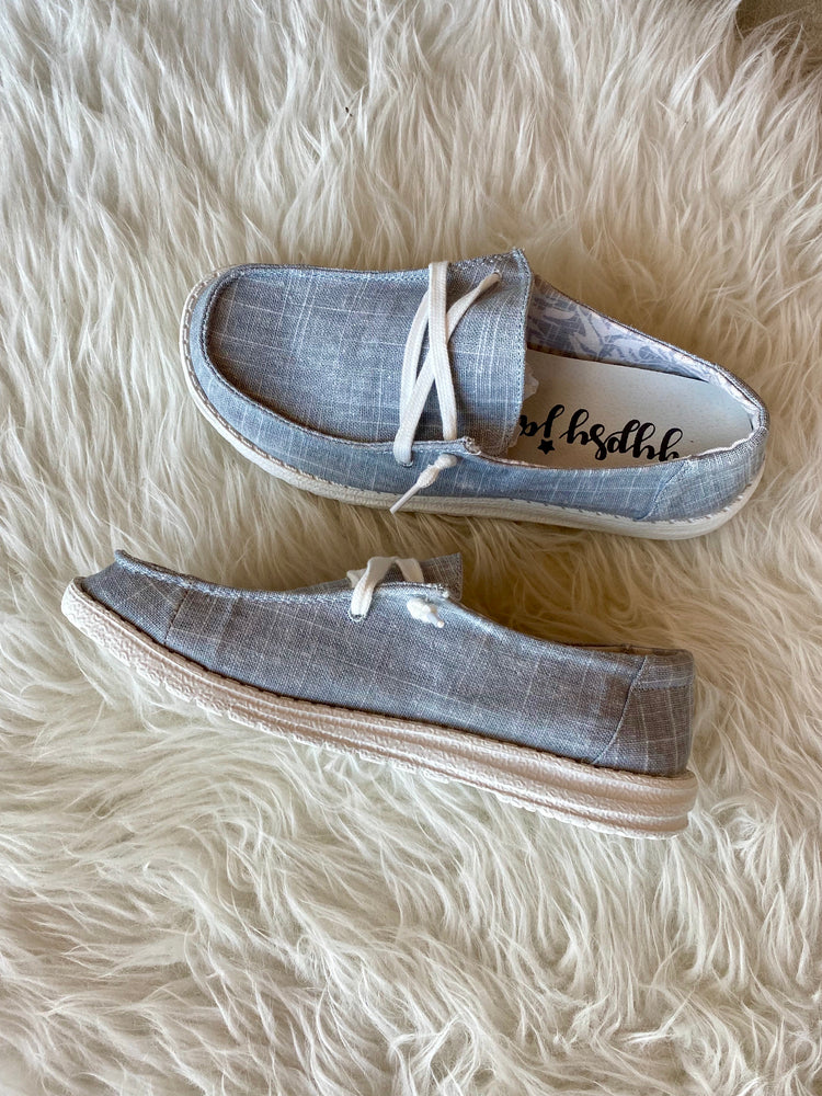 Holly Light Grey Sneaker