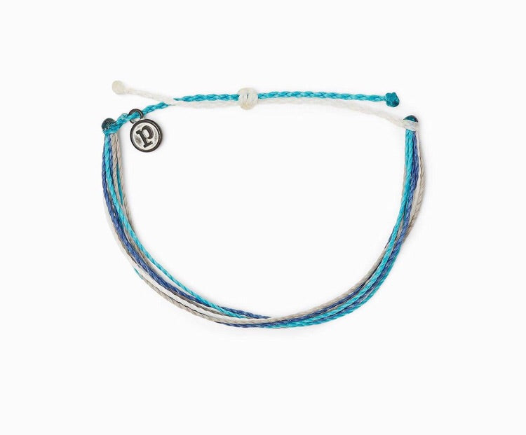 Alzheimer's Awareness Pura Vida Bracelet