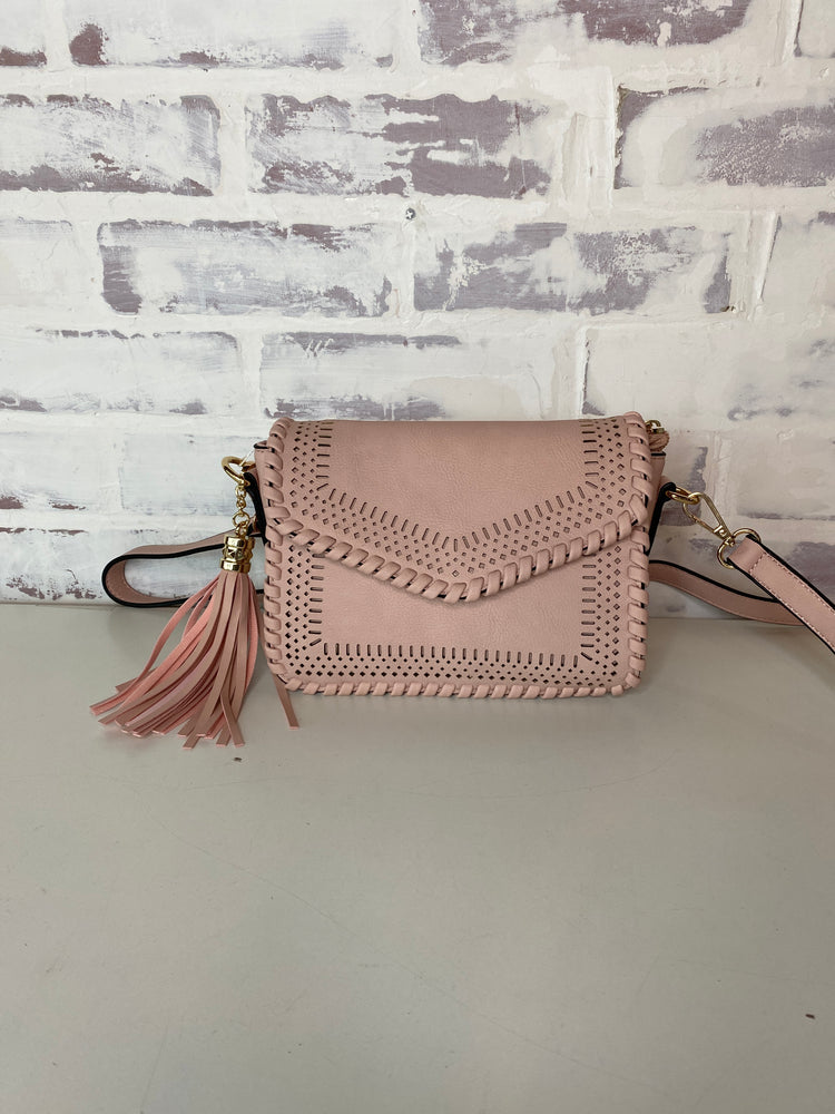 Nila Braided Crossbody