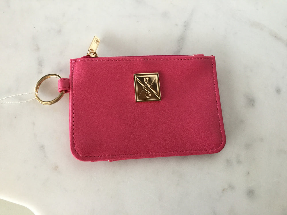 ID Wallet Hot Pink