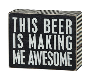 Beer Awesome