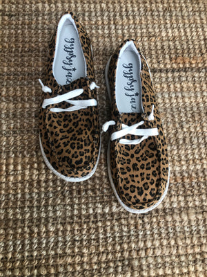 Hooray Leopard Sneakers