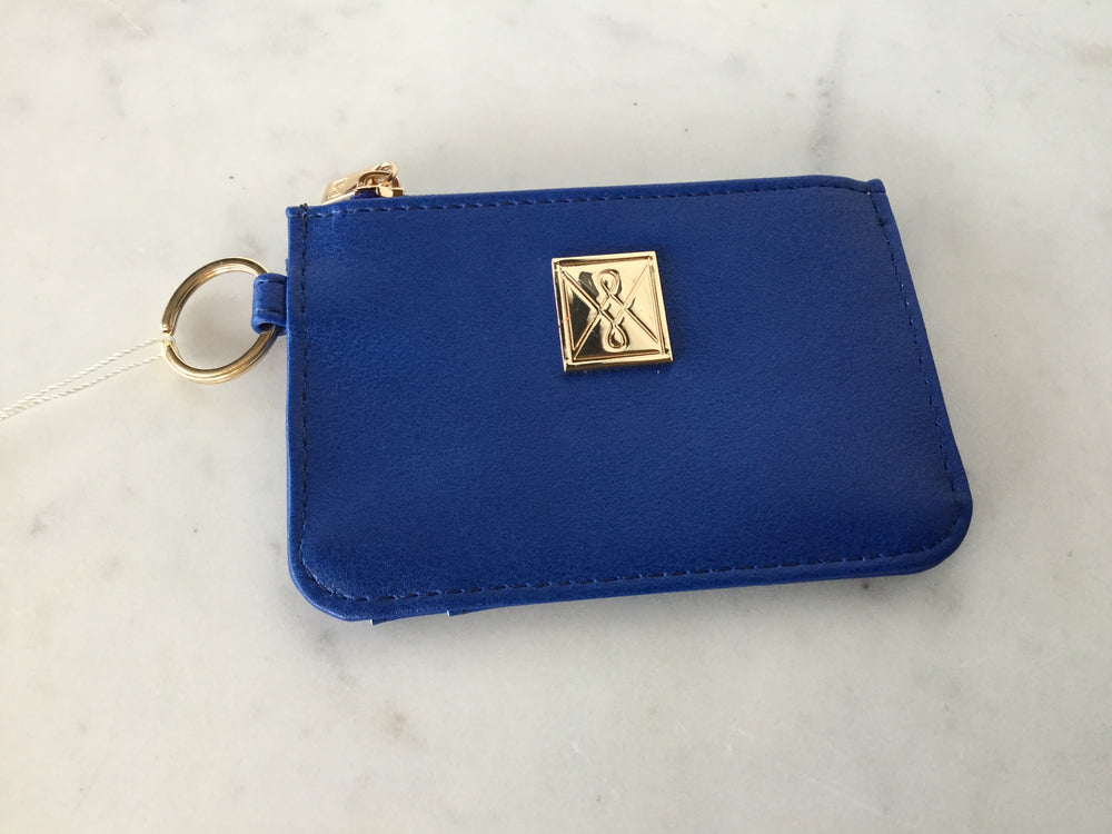 ID Wallet Royal Blue