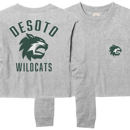 Desoto Long Sleeve Crop Top