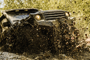 Mudding. Love It Or Hate It, It's A Thing