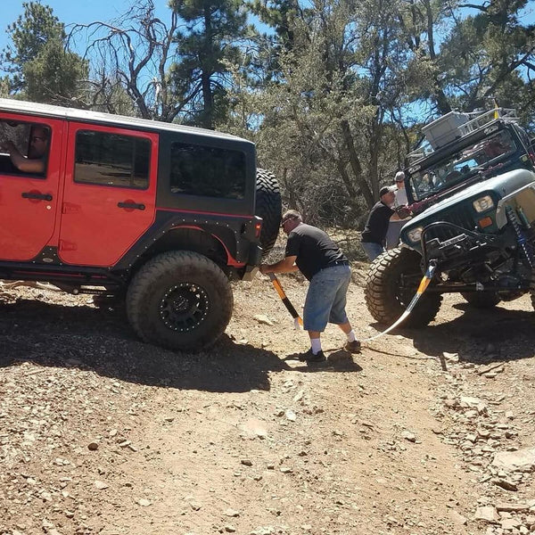 How to Avoid Getting Stuck on Tough Trails