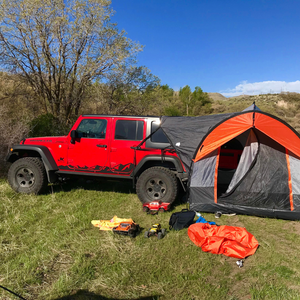 Off-Roading Camping Tips