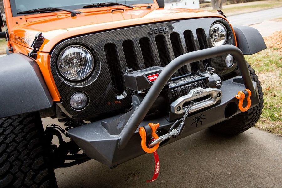 READY TO WINCH? TIPS AND TRICKS FOR A SAFE AND EFFECTIVE OFF ROAD RECOVERY