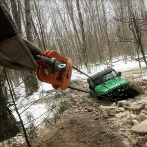 What Do You Do When Your 4x4 Begins to Slide?
