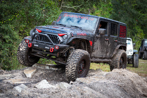 Going Off-Roading? Make Sure You Have Everything On This Checklist