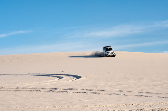 Sand Dune Off-Roading Tips