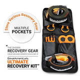Winch Line Dampener | Reflective Safety Blanket | Recovery Gear Bag
